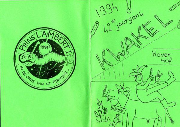 Kwakel 1994