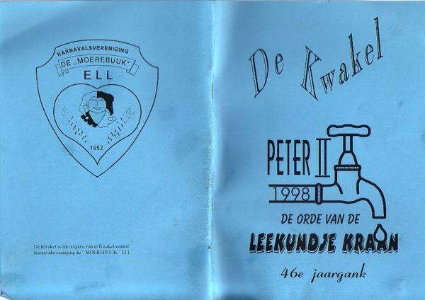 Kwakel 1998