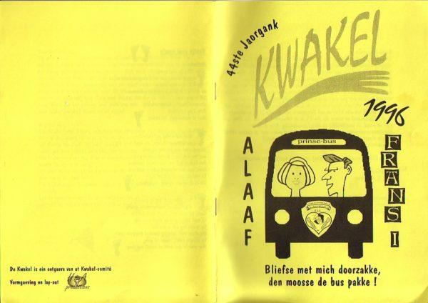 Kwakel 1996