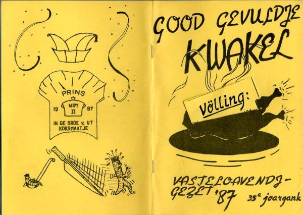 Kwakel 1987
