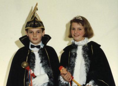 1993 Robert en Fenny