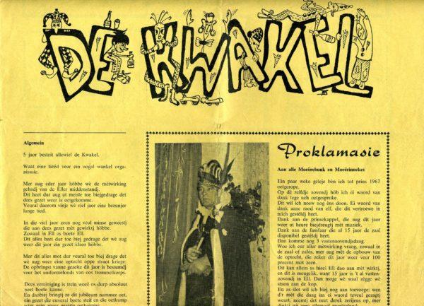 Kwakel 1967