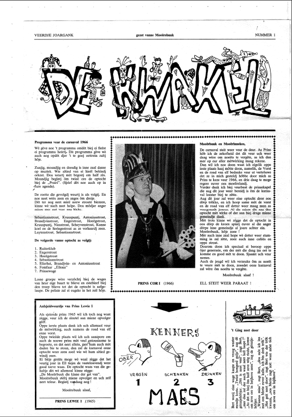 Kwakel 1966